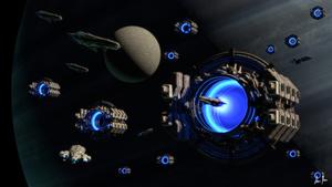 Galactic Network