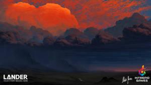 <b>LANDER: Landscape Concept Art 03</b><br><i>LordDoomhammer</i>