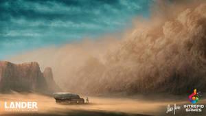 <b>LANDER: Landscape Concept Art 05</b><br><i>LordDoomhammer</i>