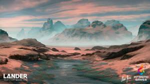 <b>LANDER: Landscape Concept Art 09</b><br><i>LordDoomhammer</i>