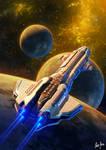 Fatal Fringe: Ether War Book I
