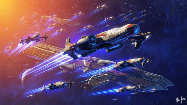 Deep Space Patrol