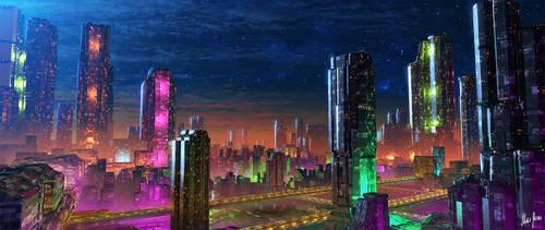 Galactic Nightlife