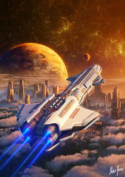 Last Sentinel: Ether War Book V