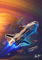 Countdown: Ether War Book 10