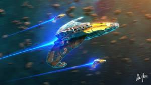 Galactic Speed