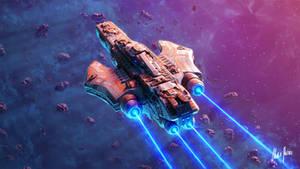 Deep Space Travel