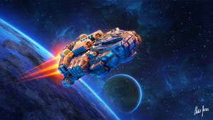 A Nebulous Crime: Stellar Outlaw Book 1