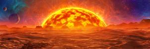 Project Nebula: Desert Panorama