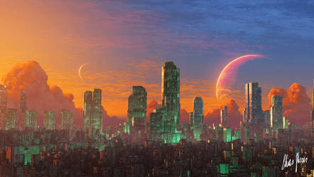 Metropolitan Sunrise