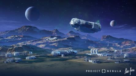 Project Nebula: Colonization by LordDoomhammer