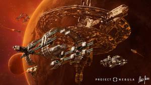 Project Nebula: Construction