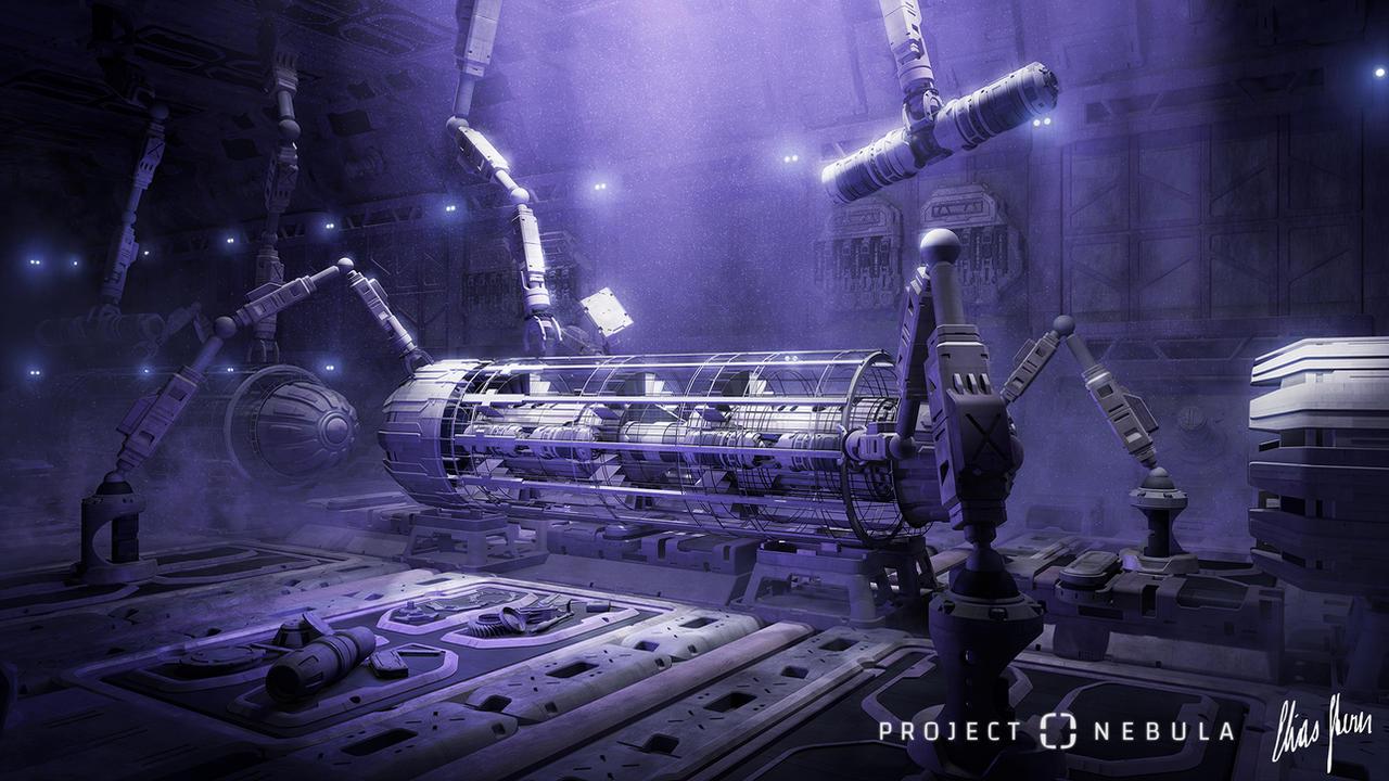 Project Nebula: Crafting