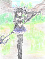 Cyberdimension Noire Alt. Outfit by CDQ2691