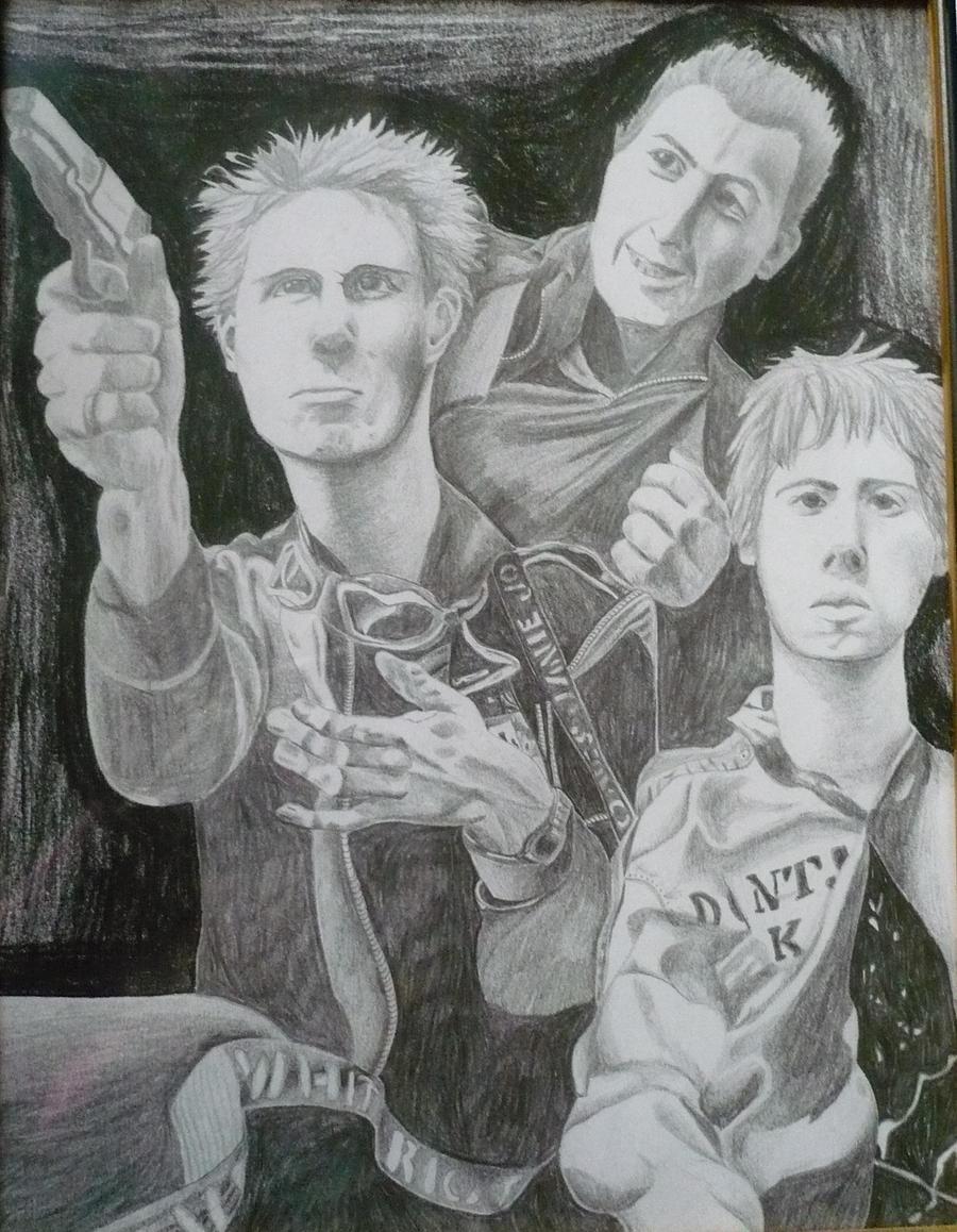The Clash by Cecilia-Schmitt