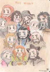 Thorin's company by Thorinstrawberry