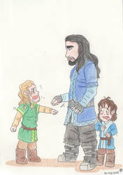 Why uncle Thorin? by Thorinstrawberry