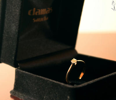 Diamond Ring by linso2008