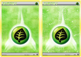 Grass Energy (...and Holografic) by Xtuart