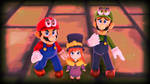 Super Mario-A Hat In Time (1)
