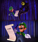 We're In Business Now, Plumber!