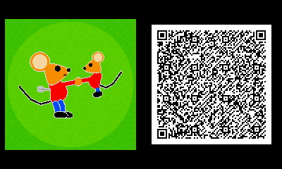 freakyforms the mouse and his child by mojokingbee1 on