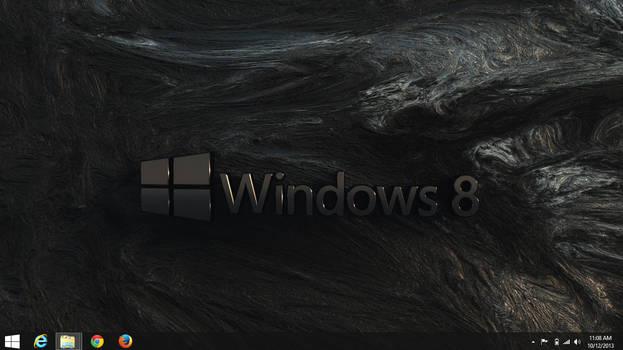 My windows 8 laptop