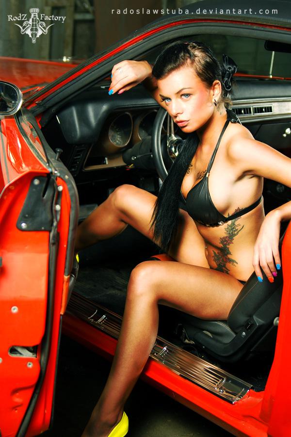 Dodge Charger And Pysia 3 By Radoslawstuba On Deviantart