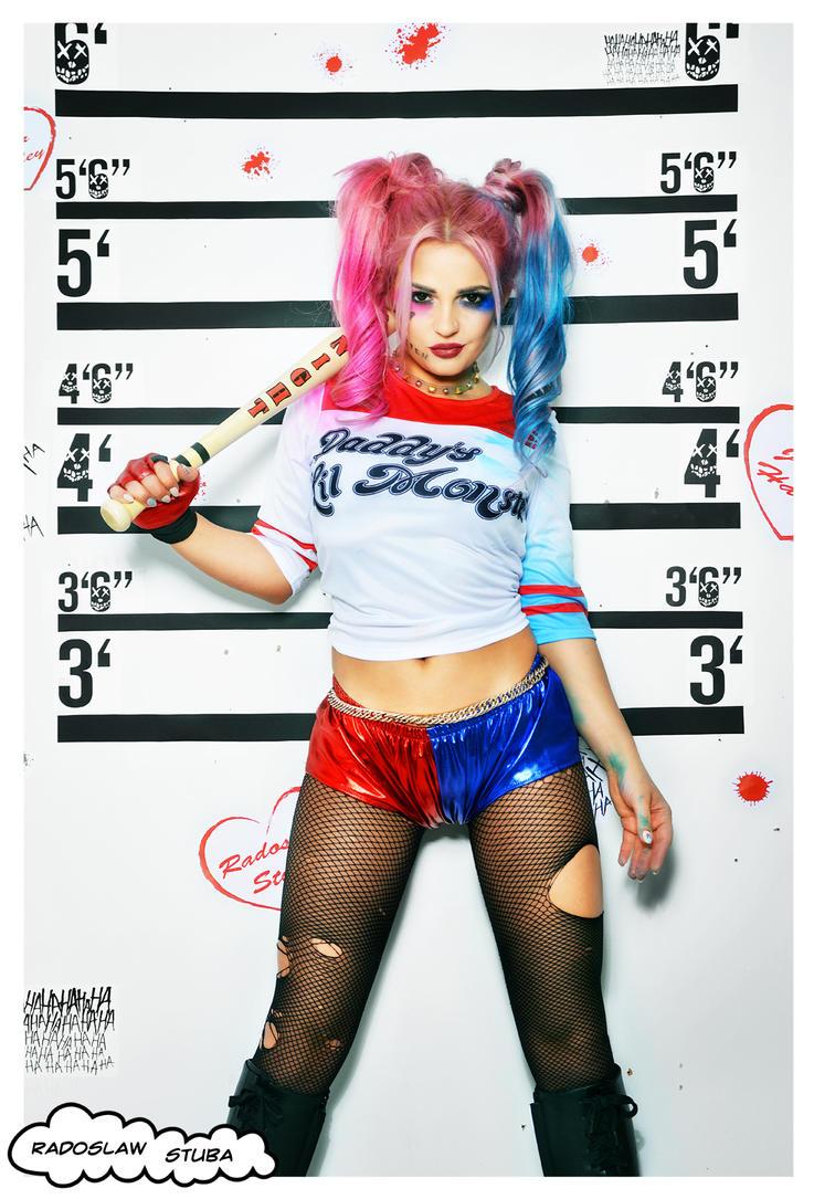 2017 - Harley Quinn .1. by radoslawstuba