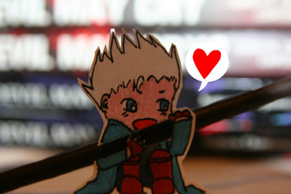 He loves pocky by Kurohitori