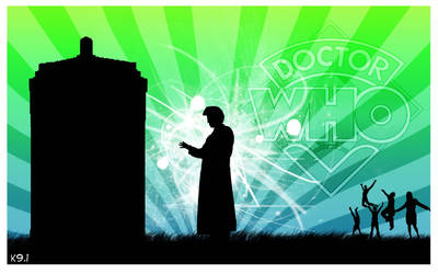 Doctor Who by k9-1