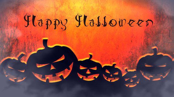Scary Pumpkins! by LadySakuraAvalon