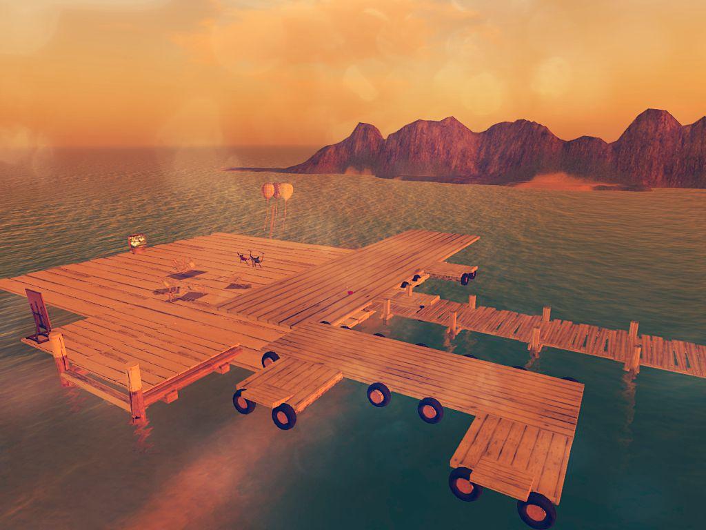Dock by LadySakuraAvalon