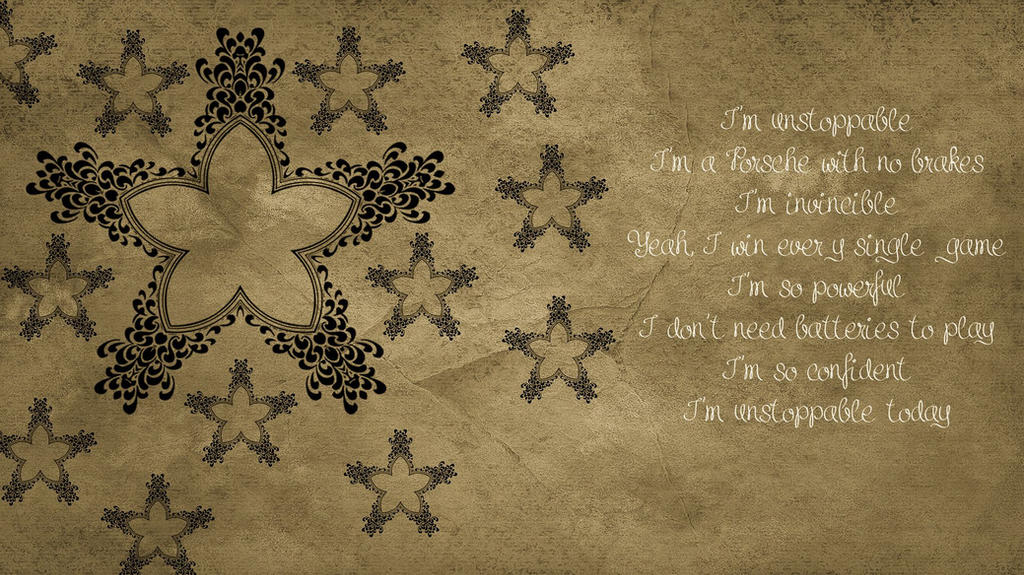 Lyrics Edit by LadySakuraAvalon