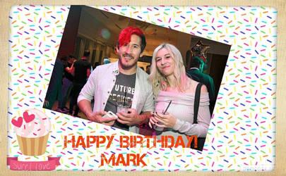 Happy Birthday! Mark