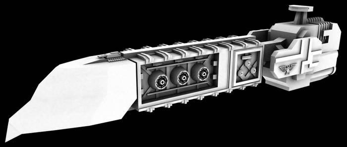 Endurance Light Cruiser WIP 3