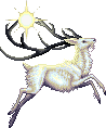 Solaris Elk (Male, Day Form) by Spatialfangs