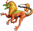 Ammit Dragon by Spatialfangs
