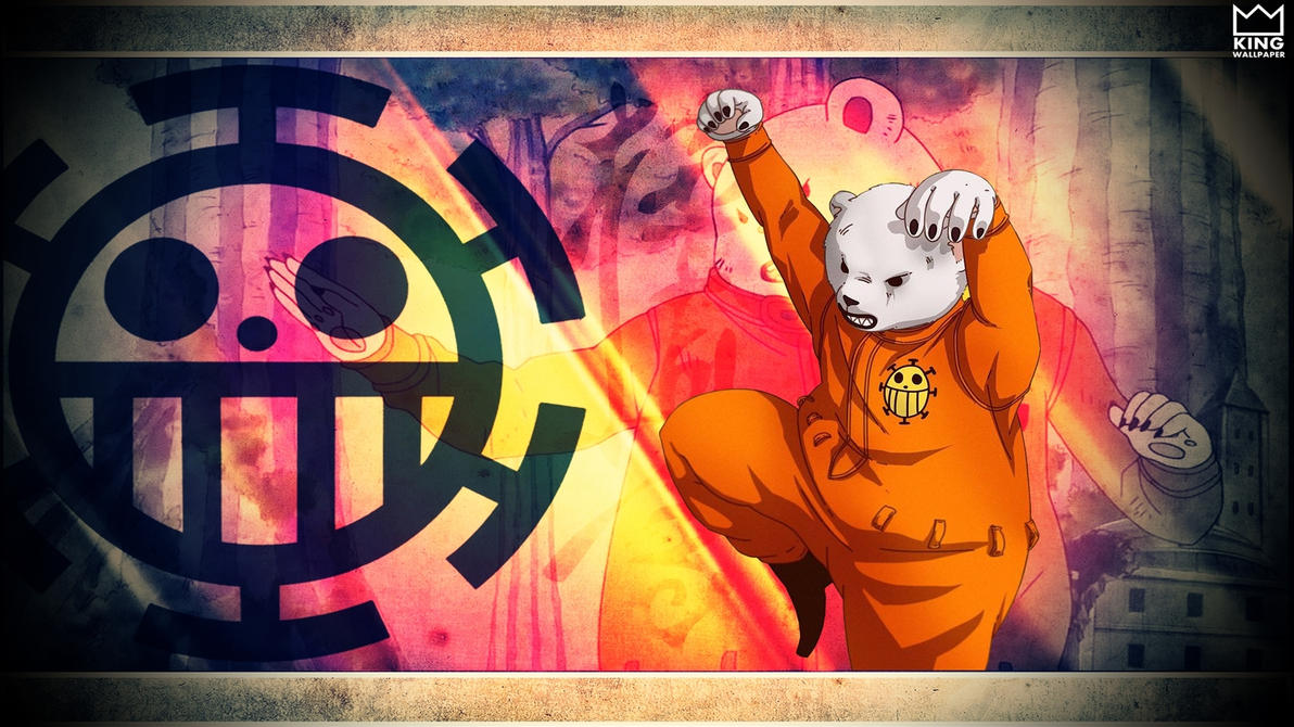 Are there any wallpapers of just Bepo? : OnePiece