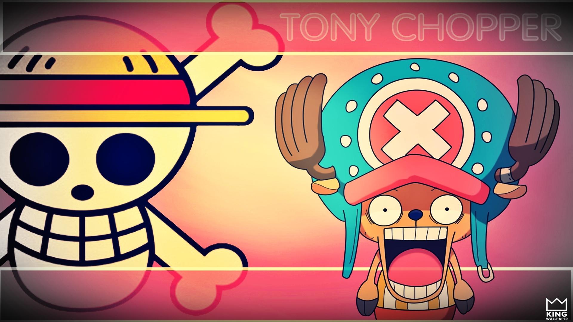 Tony Chopper Wallpaper -  One Piece by KingwallpaperOne Piece Wallpaper Chopper