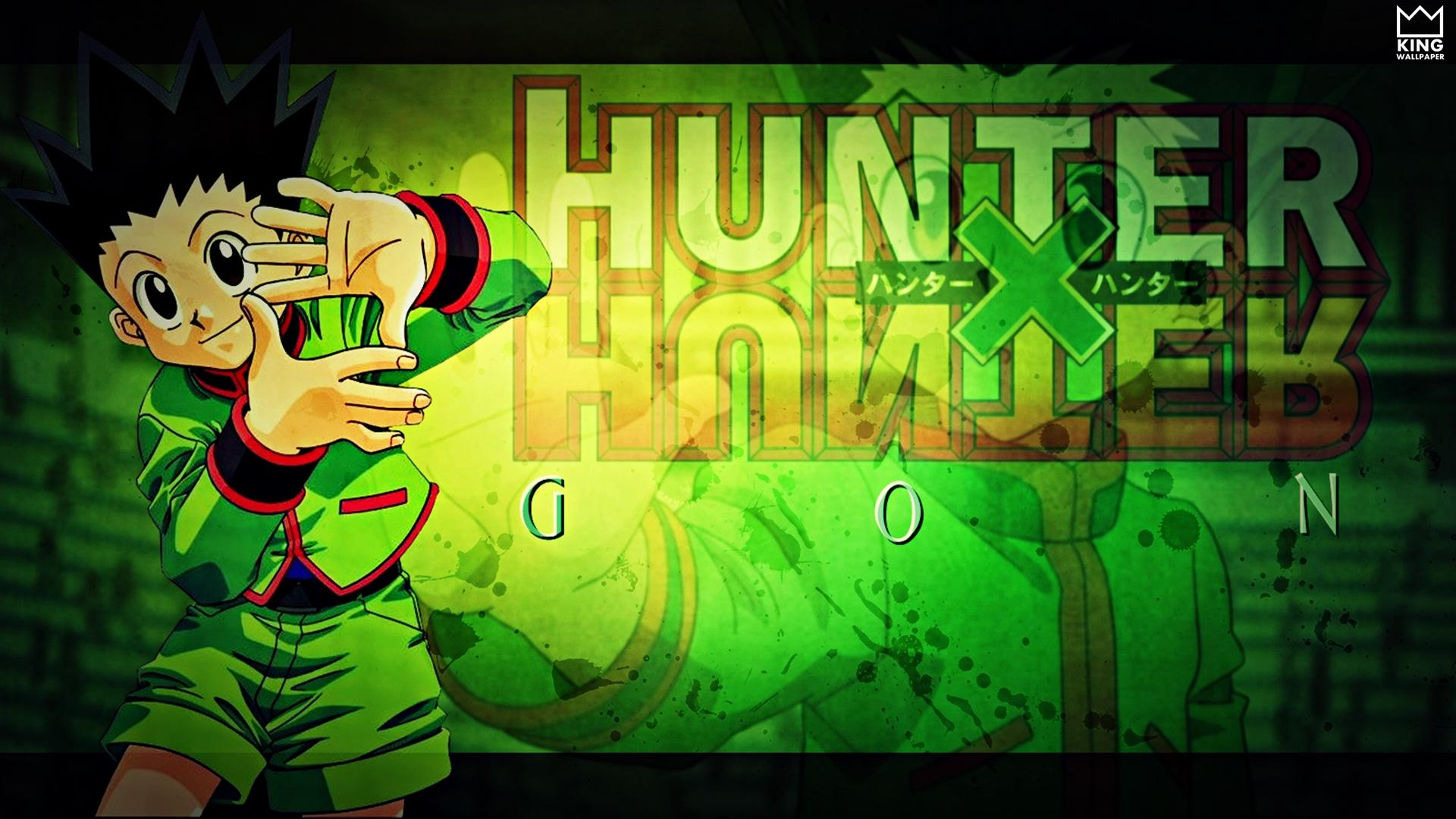 gon wallpaper hunterxhunter by kingwallpaper on deviantart
