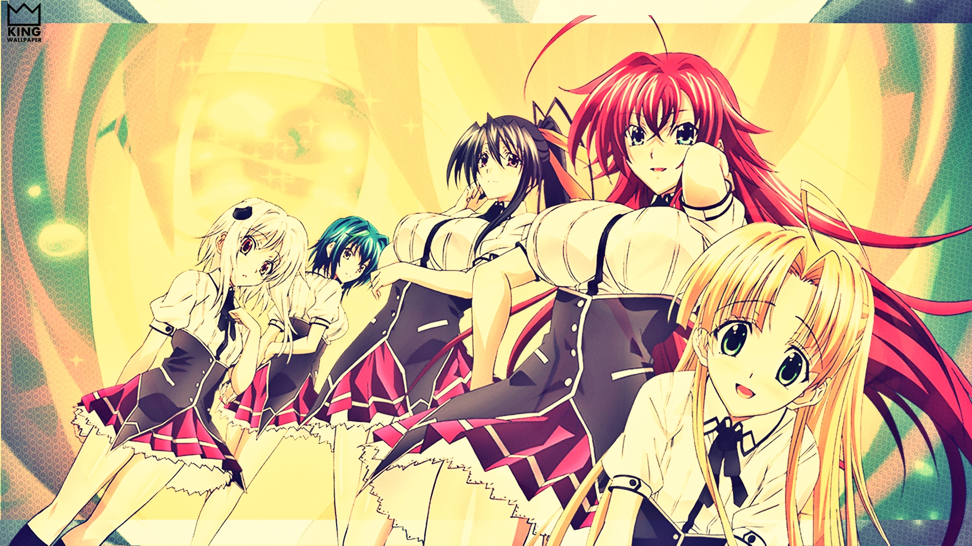 Highschool DxD Wallpaper - @Highschool DXD by ...