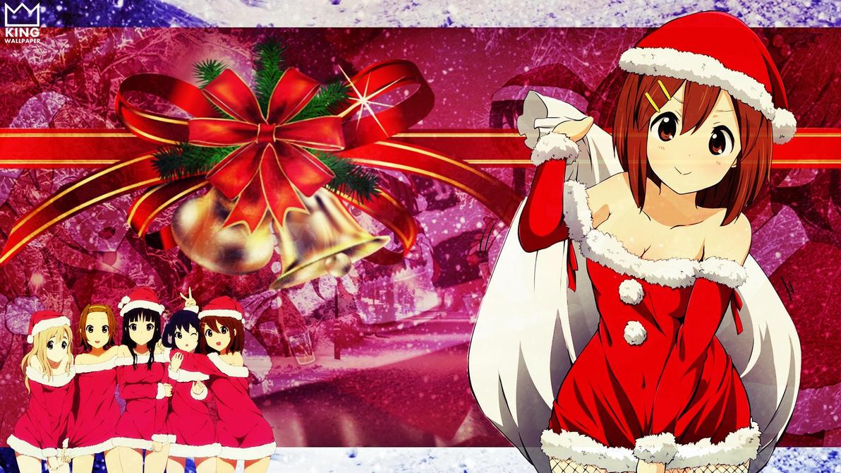 Christmas Wallpaper K On By Kingwallpaper