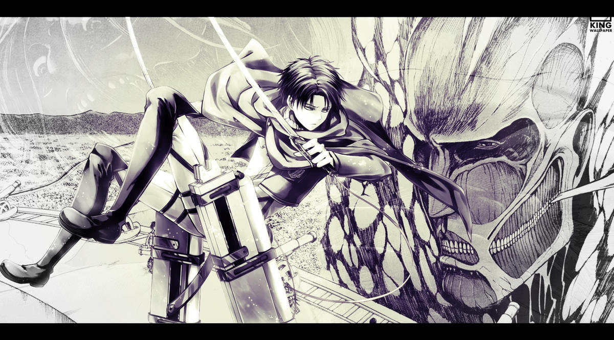 levis manga wallpaper - photo #11
