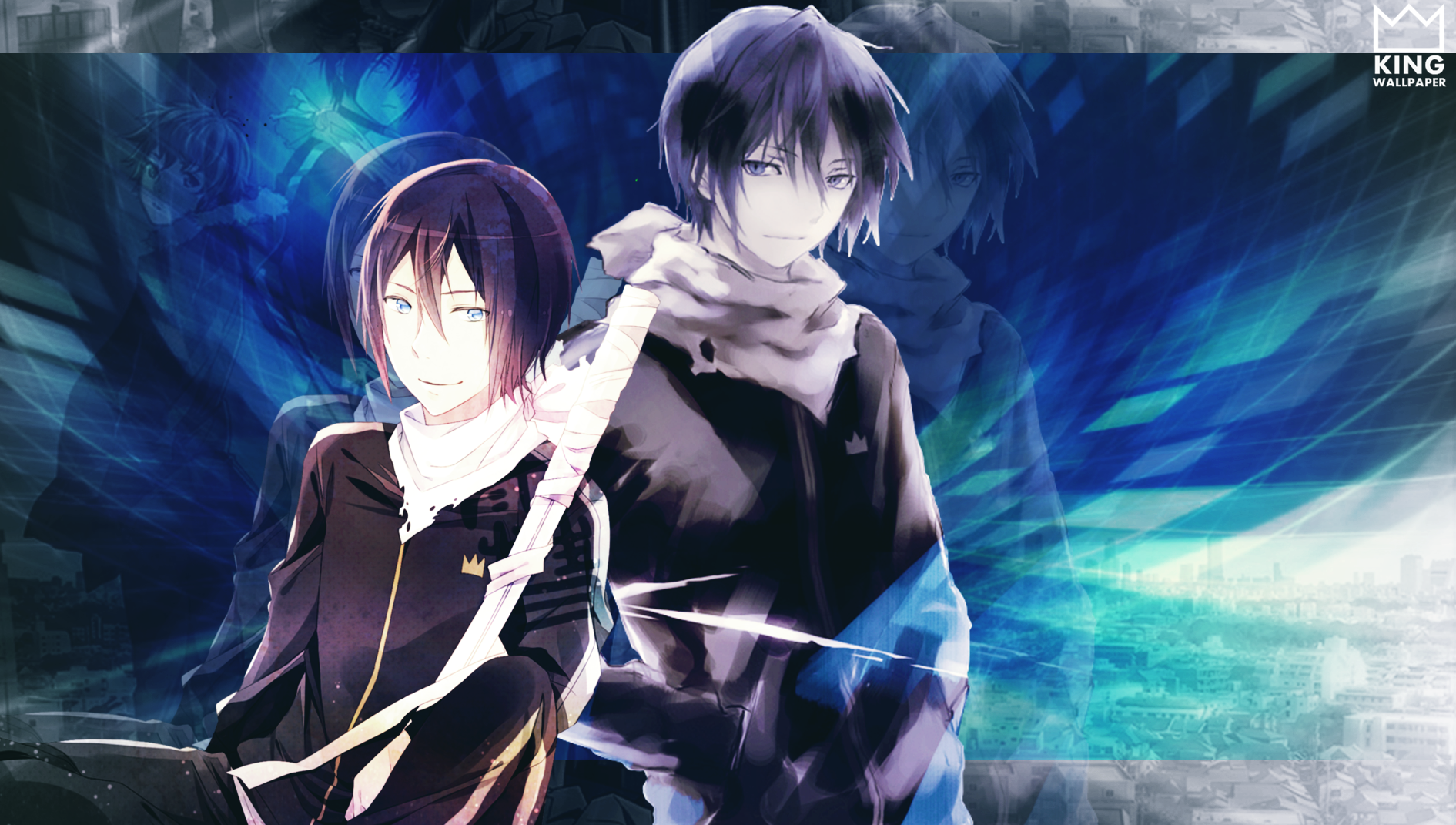 imagen noragami wallpaper by - photo #6