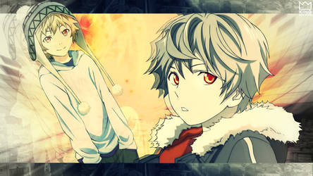 Yukine Wallpaper - @Noragami