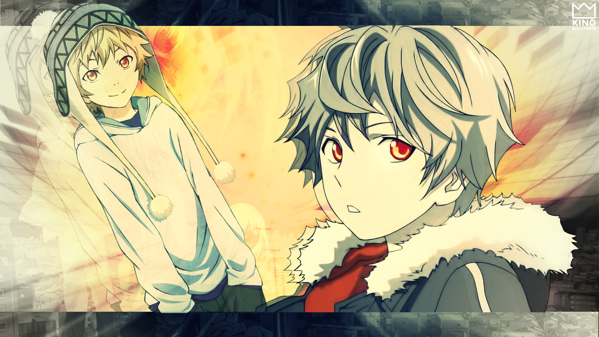 Group of Noragami Images Yukine Wallpaper
