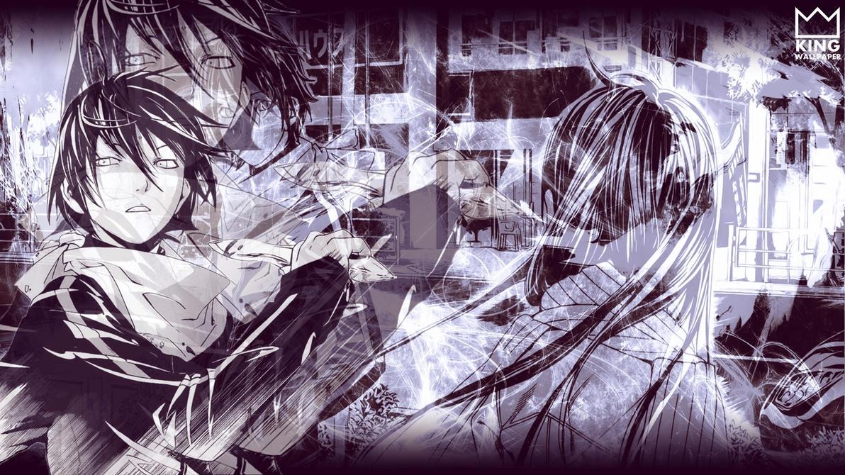 Yato Wallpaper Noragami By Kingwallpaper