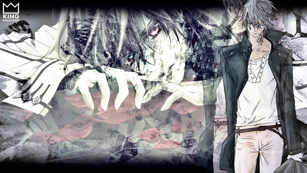 Zero Kiryu Wallpaper - @Vampire Knight by Kingwallpaper on ...