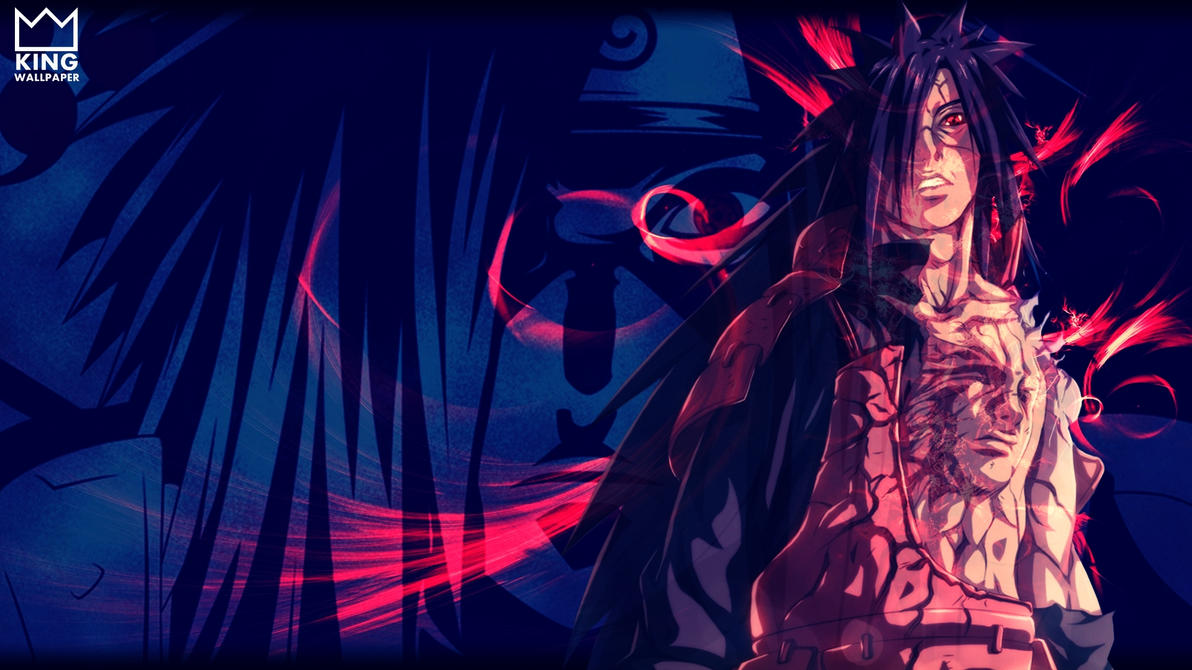 Download Wallpaper Naruto Deviantart - madara_uchica_wallpaper____naruto_by_kingwallpaper-d7b27rf  Graphic_535480.jpg